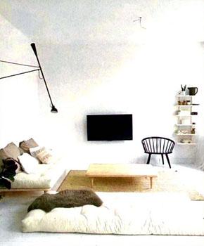 冲破无趣沙发组合新摆位