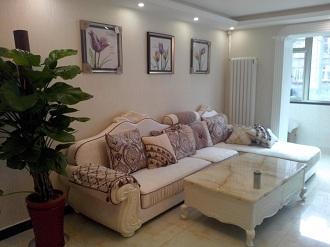 跟你介绍仿皮加布沙发小户型欧式沙发
